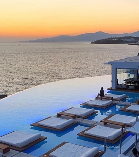 traveling, Greece and beach