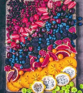 berry, food and fruit