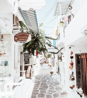 Greece, adventures and cities