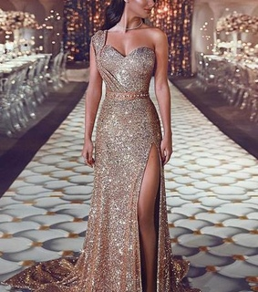prom dresses, sequins prom dresses and demidress