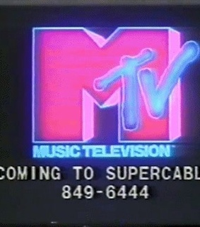 1980s, mtv and use to be music