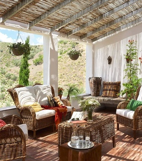 outdoor ideas, outdoor living and outdoor furniture