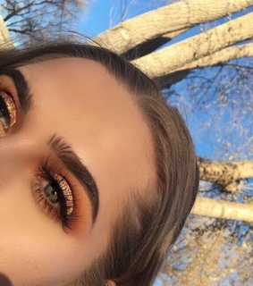 beautiful, daily and eyebrows