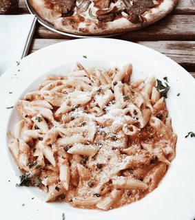 food and pasta