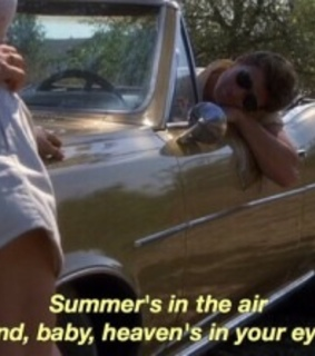 air, heaven and summer