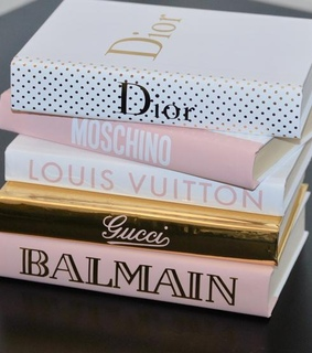 Balmain, Louis Vuitton and Moschino