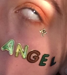 aesthetic, angel and angelcore