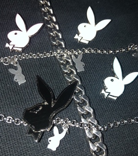 Playboy, aesthetic and black