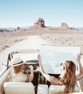Road Trip, adventure and friendship