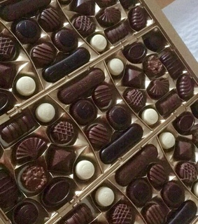 delicious, yum and chocolates