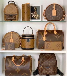 Louis Vuitton and bags