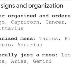 taurus, aquarius and pisces