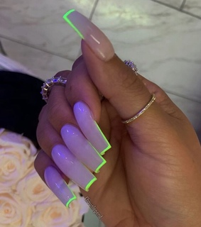 acrylics, claws inspo and girly inspiration