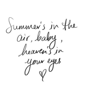 baby, quote and summer