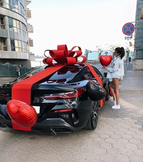 car, chic and gift