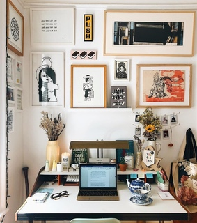 home, vintage and interior