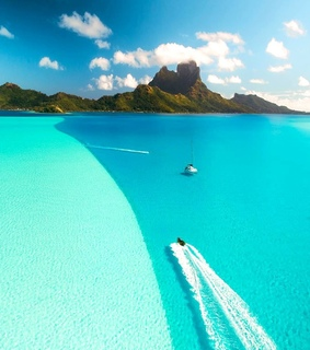 bora bora, vacation and traveling