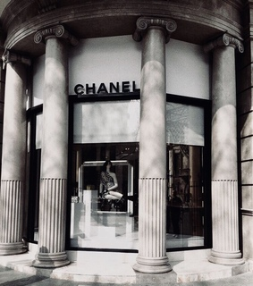 aesthetic, architecture and chanel