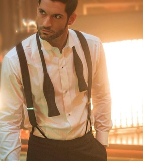 Hot, we heart it and lucifer morningstar