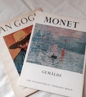 art, books and gemälde