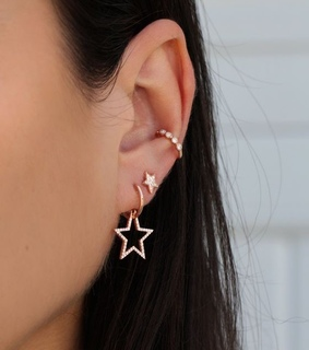 earring and piercing