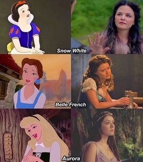 sleeping beauty, snow white and princess