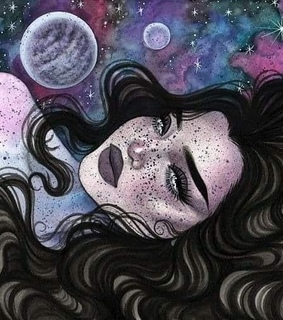 dreamer, art and universe