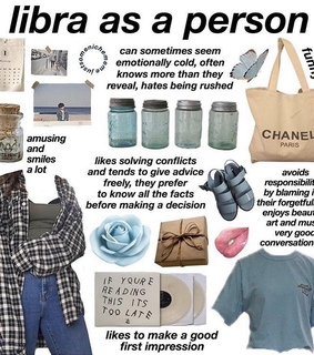 Libra, aesthetics and air sign