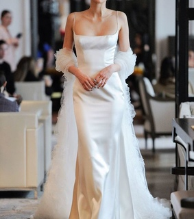bridal couture, couture nuptiale and detail