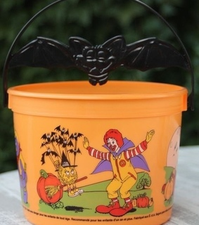 nostalgia, McDonald's and Halloween