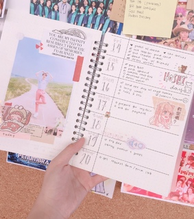 planner, aesthetic and anime