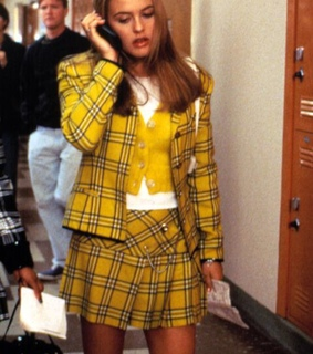 Clueless, aesthetic and movie
