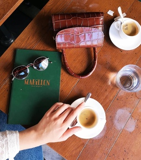 books, cities and coffee