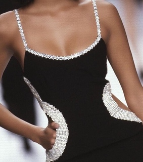 90s, Couture and dress