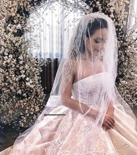 weddingdress, vogue and style