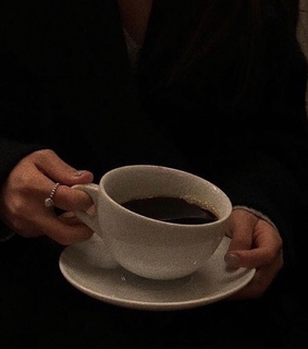 aestetic, warm and cup
