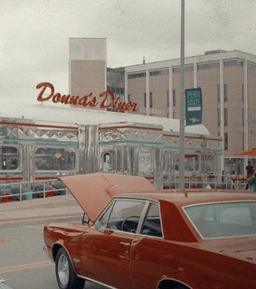 vintage, aesthetic and diner