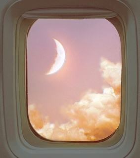 aesthetic, airplane and carefree