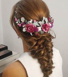 hair, belleza and moda