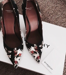 flower, Givenchy and beautiful