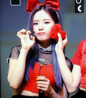park jiwon, fansign and fromis_9