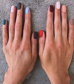 beauty, nail and pretty