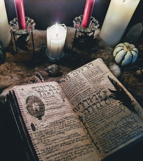 Halloween, aesthetic and book
