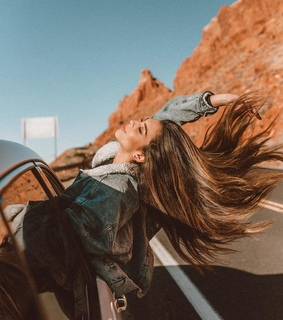 freedom, girl and hair