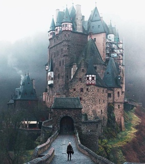 vintage, architecture and castle