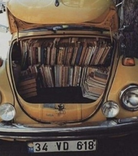 buggy, aesthetic and books