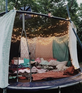 fort, summer and summer nights