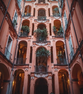 Naples, architecture and art