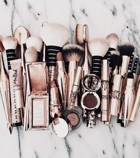 fashion, makeup and maquillaje