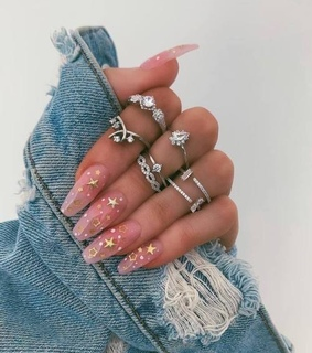fashion, hands and jeans
